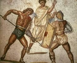 Arqueología de Los Gladiadores