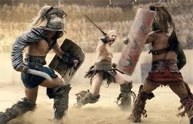 Creación de Los Gladiadores